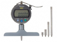 "Mitutoyo 547-218S Digi.Depth Gauge 200mm/8"" .01mm/.0005"